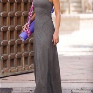 Athleta Maxi Racerback Dress